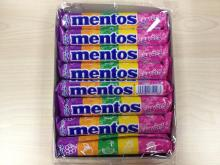Mentos Candy Rainbow 16 rolls * 24 boxes