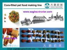 pet animals dogs cats birds food production line extruder machines