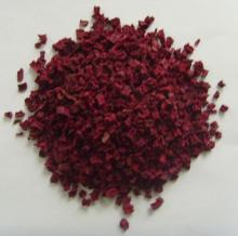 Dehydrated red beet granules