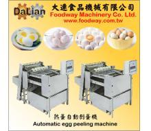 Egg Peeling Machine