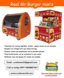 burger machine suppliers india