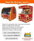 burger  machine suppliers india