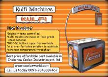 Falooda Kulfi Machine Products India Falooda Kulfi Machine