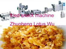 Fried   snack s  pellet  food machine