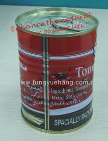 tomato paste 400g