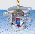 vibratory screener