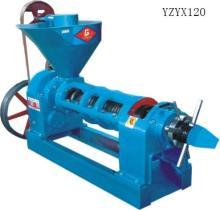 spiral oil press YZYX120
