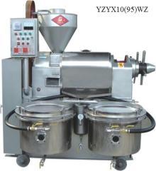 Automatic temperature control combined oil press YZYX10WZ