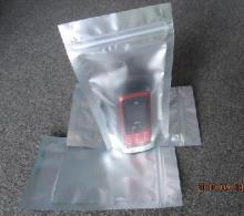 Standup zipper bags