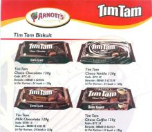 Tim Tam Biscuit by Arnotts