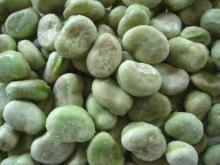 Frozen fava bean