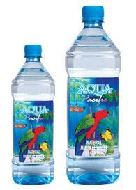 Aqua Pacific - Fiji Artesan water
