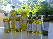 Spanish Olive Oil in 3 modalities