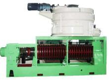 Big low-temperature vegetable oil expeller screw-type Model LYZX34