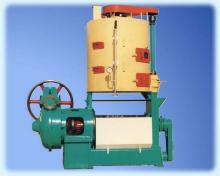 Vegetable oil expeller screw-type Model 200