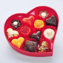 Gift chocolate,