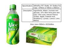 Aloe vera drink 320ml