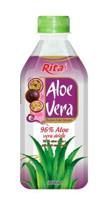 aloe vera juice with passion