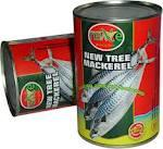 canned makerel fish