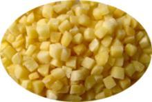 IQF   Yellow   Peach  Dice