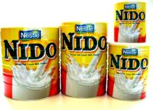 Instant Full Cream Nestle Nido Milk Powder