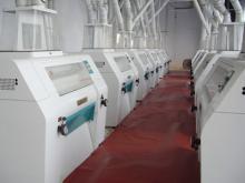 wheat flour complete equipment,corn flour line