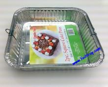 Foil Square Cake Pan