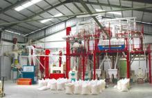 flour complete machine,turn-key flour equipment