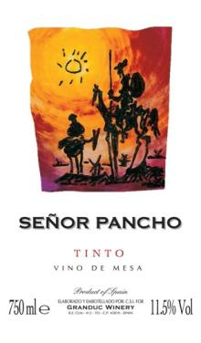 SE?OR PANCHO (TABLE RED WINE)
