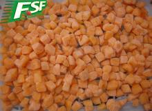 Новый урожай кубиков абрикосов  IQF