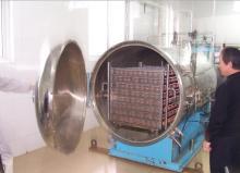 cans,mushroom sterilization machine