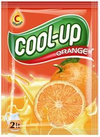 COOLUP ORANGE INSTANT POWDER DRINK- POWDER JUICE