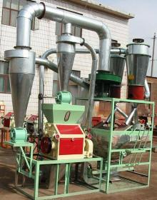 complete flour making equipment for wheat/corn