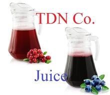 Bilberry juice