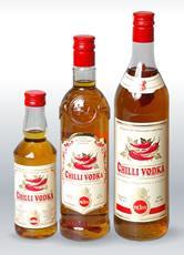 """Vodka with pepper """"Chilli Vodka"""""""