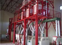 flour equipment factory,maize meal producing line