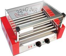 Hot dogs machine
