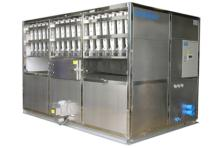Industrial cube ice machine