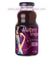 250ml Glass Juice Bottle