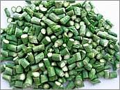 freeze dried asparagu dices
