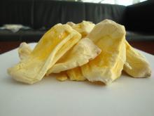 freeze dried jackfruits