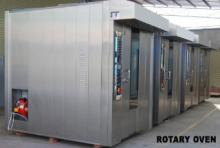 Diesel Rotary Rack Oven for Bakery