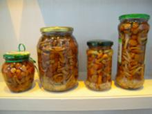 Canned Marinated Nameko in 310ml