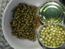 Canned Green Peas in brine 425ml /400g /250g