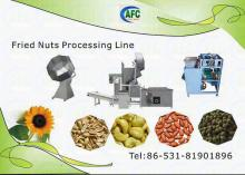 Fried Peanuts Processing Line