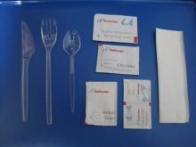 Plastic Cutlery Kit