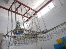 POULTRY EQUIPMENT-overhead chain conveyor(tee track)