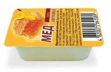 Portion pack Honey
