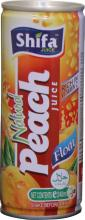 Shifa canned flats juice