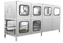 300BPH 5 gallon bottle washing fiiling & capping machine